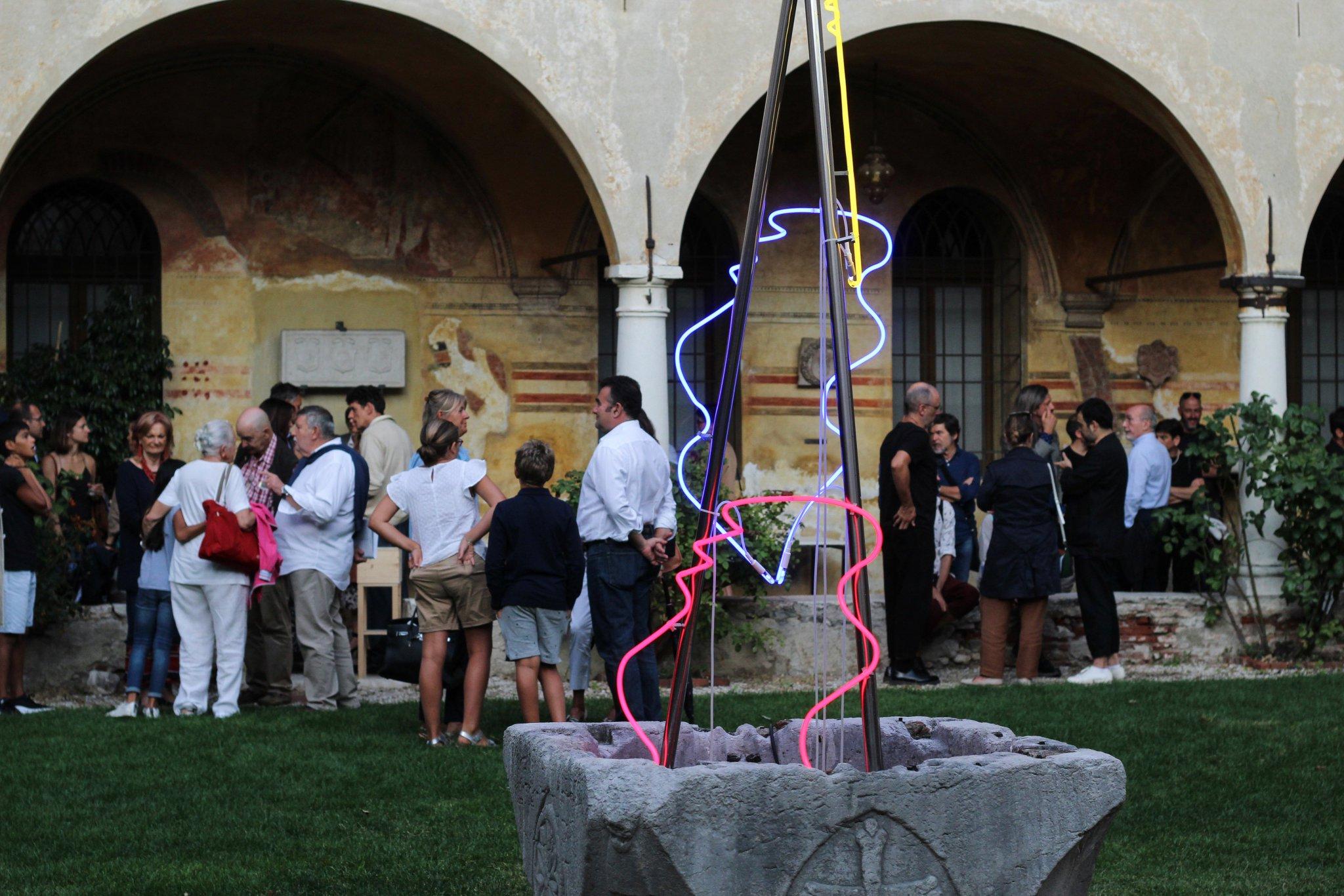 Francesco Candeloro. Occhi del tempo & Templi di Luce – Musei Civici Bassano del Grappa
